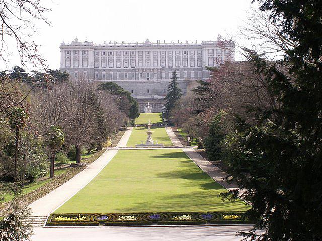 File campo del moro madrid wikimedia commons for Jardines del moro