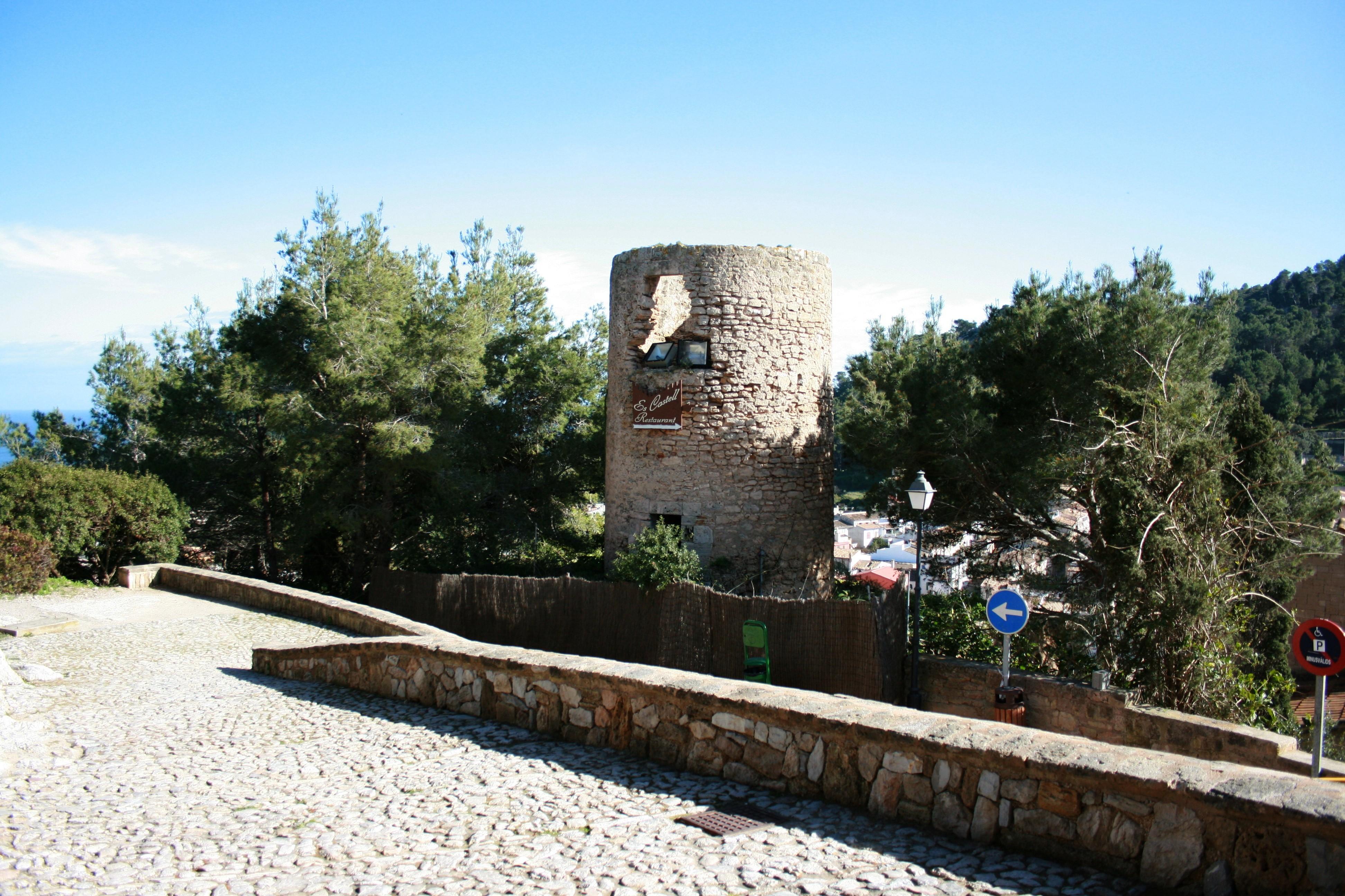 File:Capdepera - Castell de Capdepera 03 ies.jpg - Wikimedia Commons