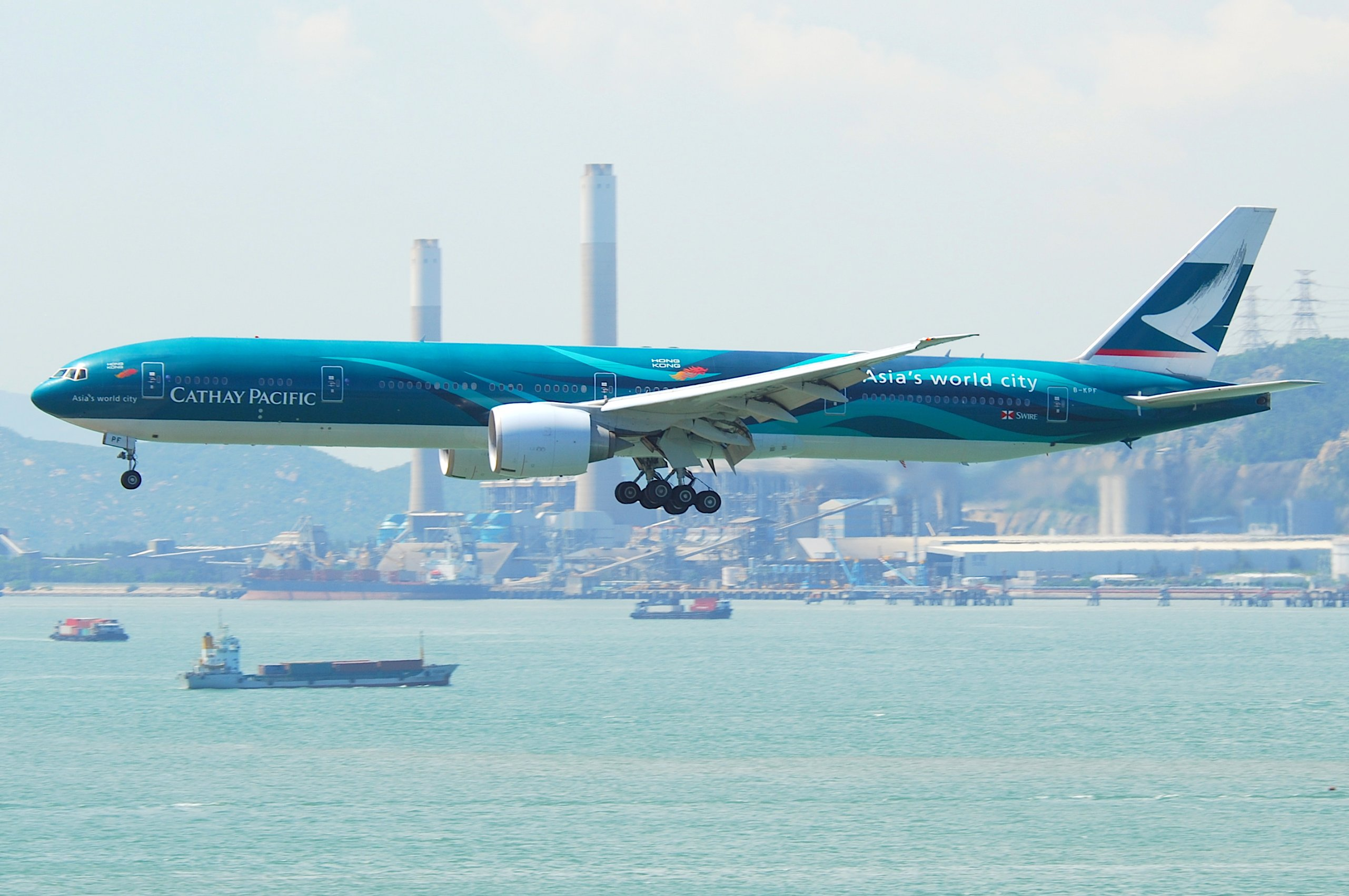 cathay recommendation Cathay pacific airways was founded in 1946 it offers passenger and cargo services based in hong kong, the airline is a parent company of cathay dragon.