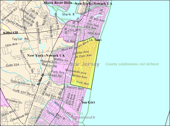 map of spring lake nj File Census Bureau Map Of Spring Lake New Jersey Png Wikimedia map of spring lake nj