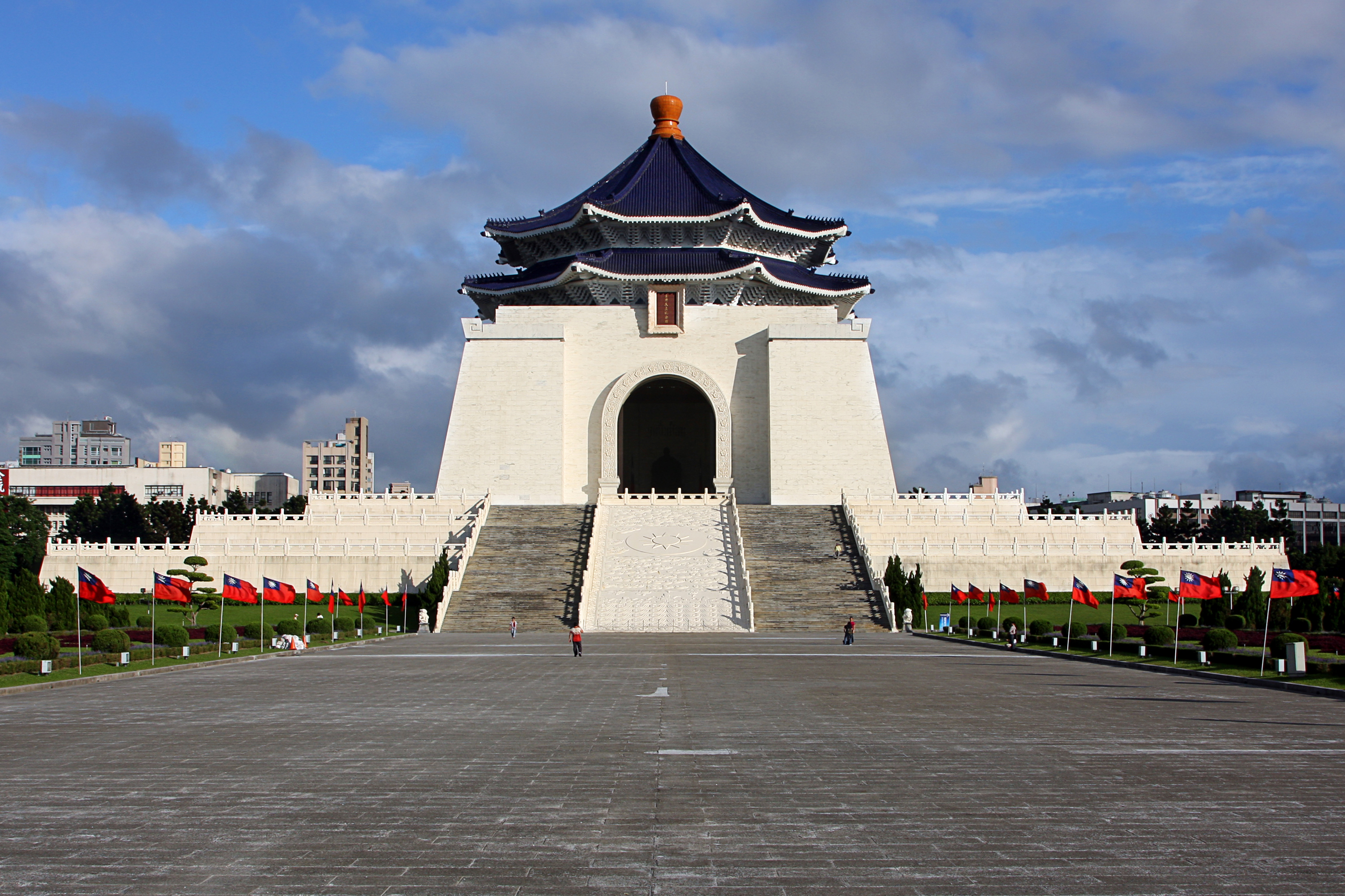 Image result for Chiang Kai-Shek Memorial Hall
