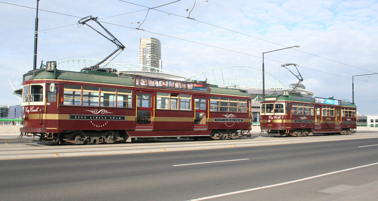 how to use the trams in melbourne