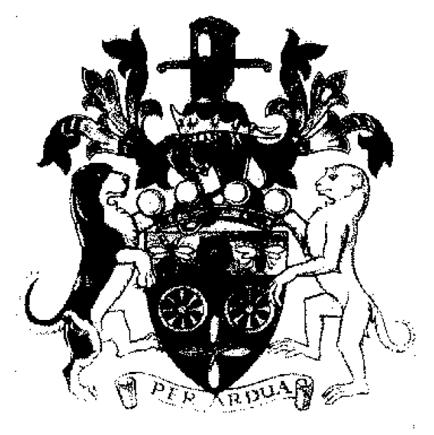 Coat Of Arms William Black Baron Png