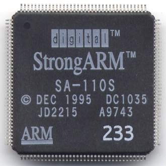 StrongARM via Wikipedia