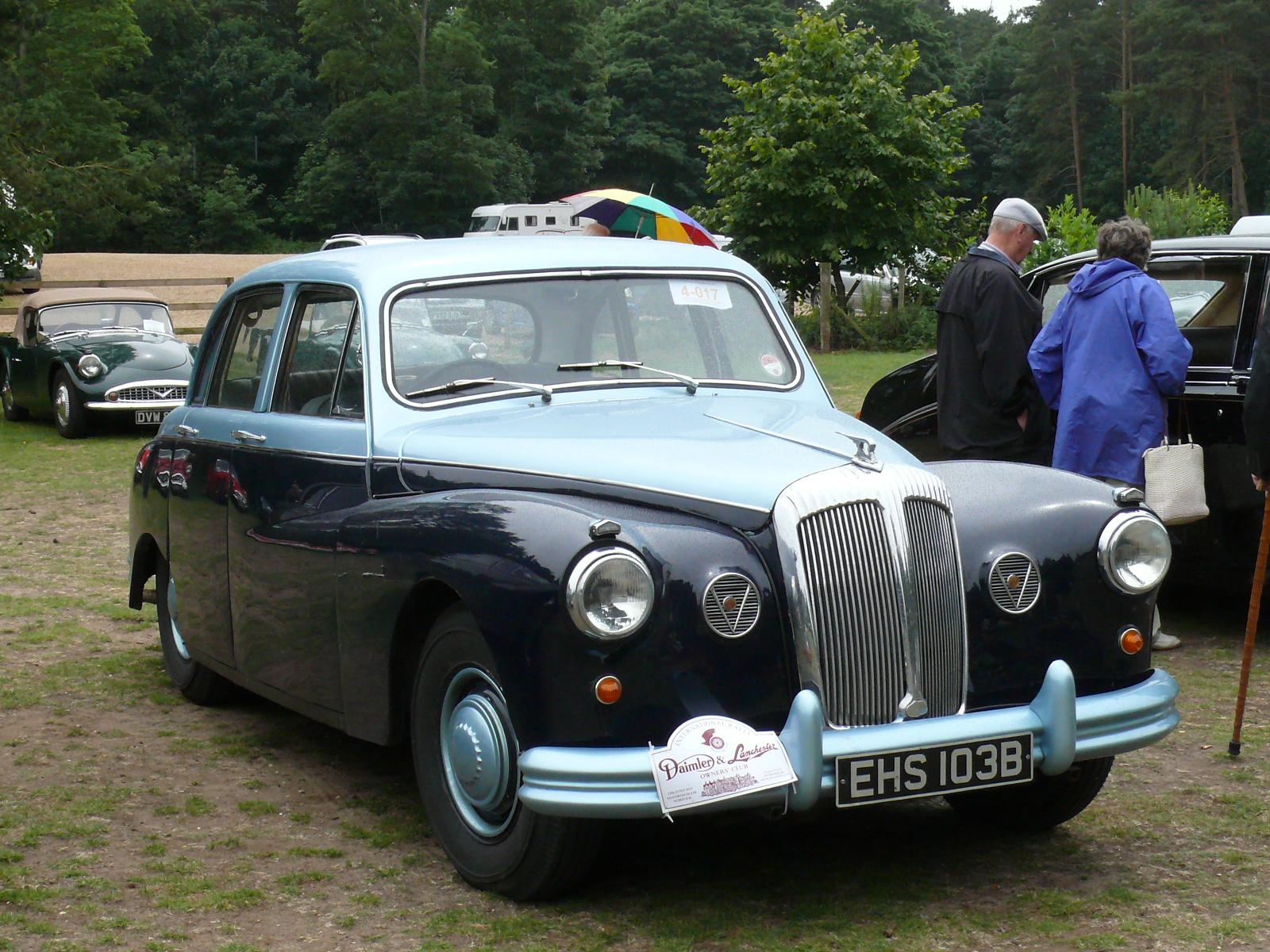 Classic Wedding Car Hire West Midlands