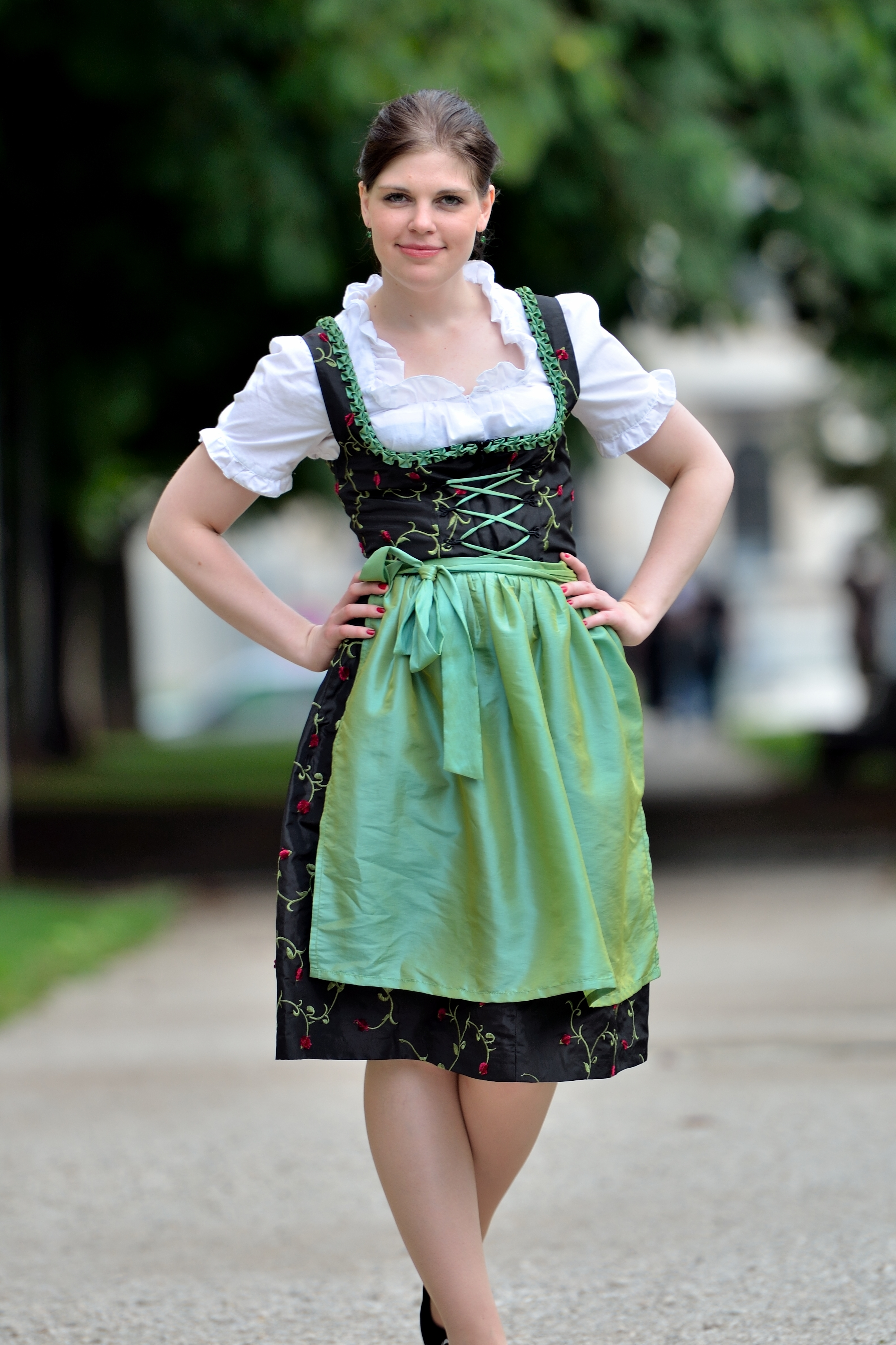 Image result for dirndl