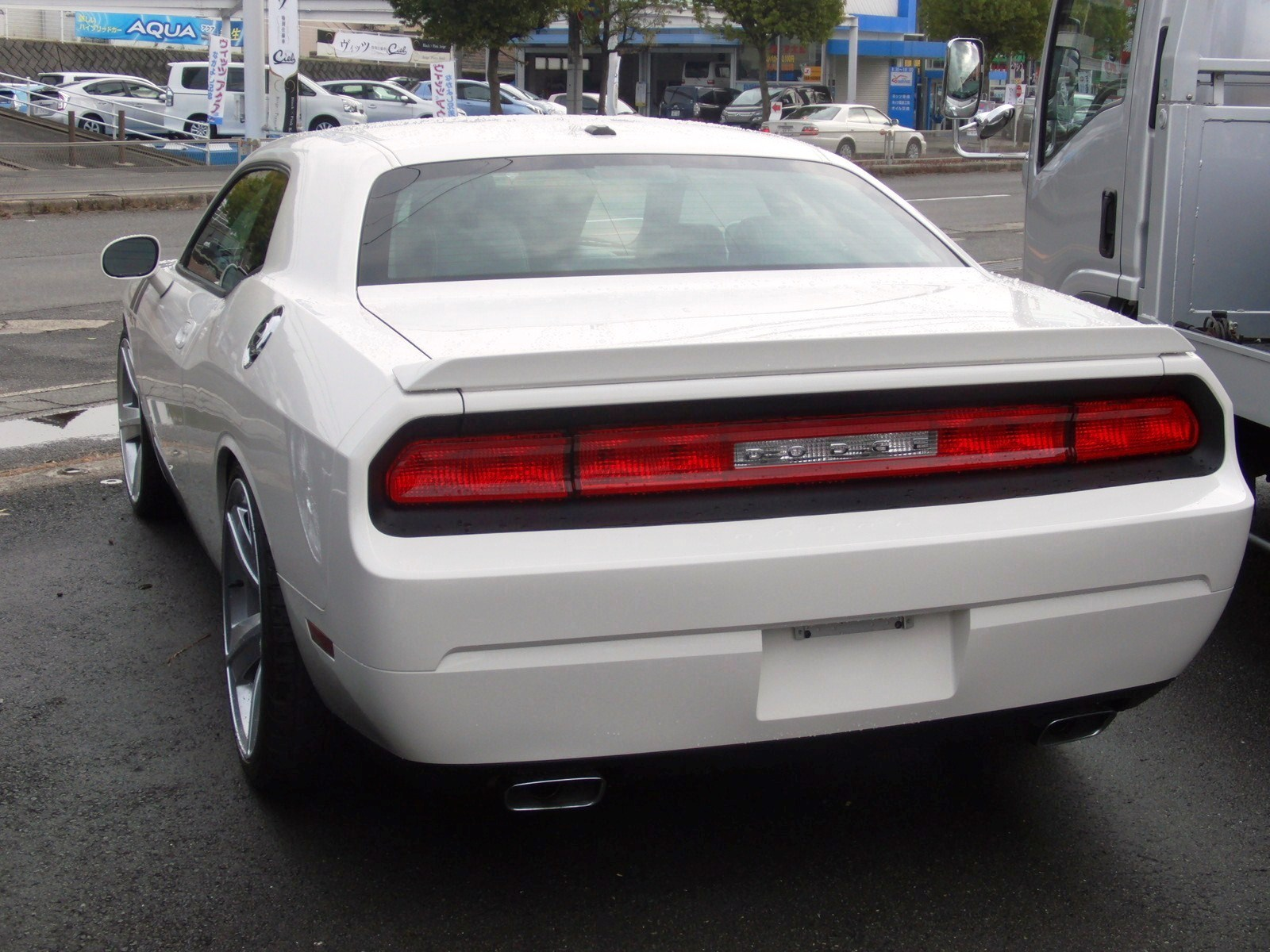 File Dodge Challenger Rt 3rd Generation Rear Jpg