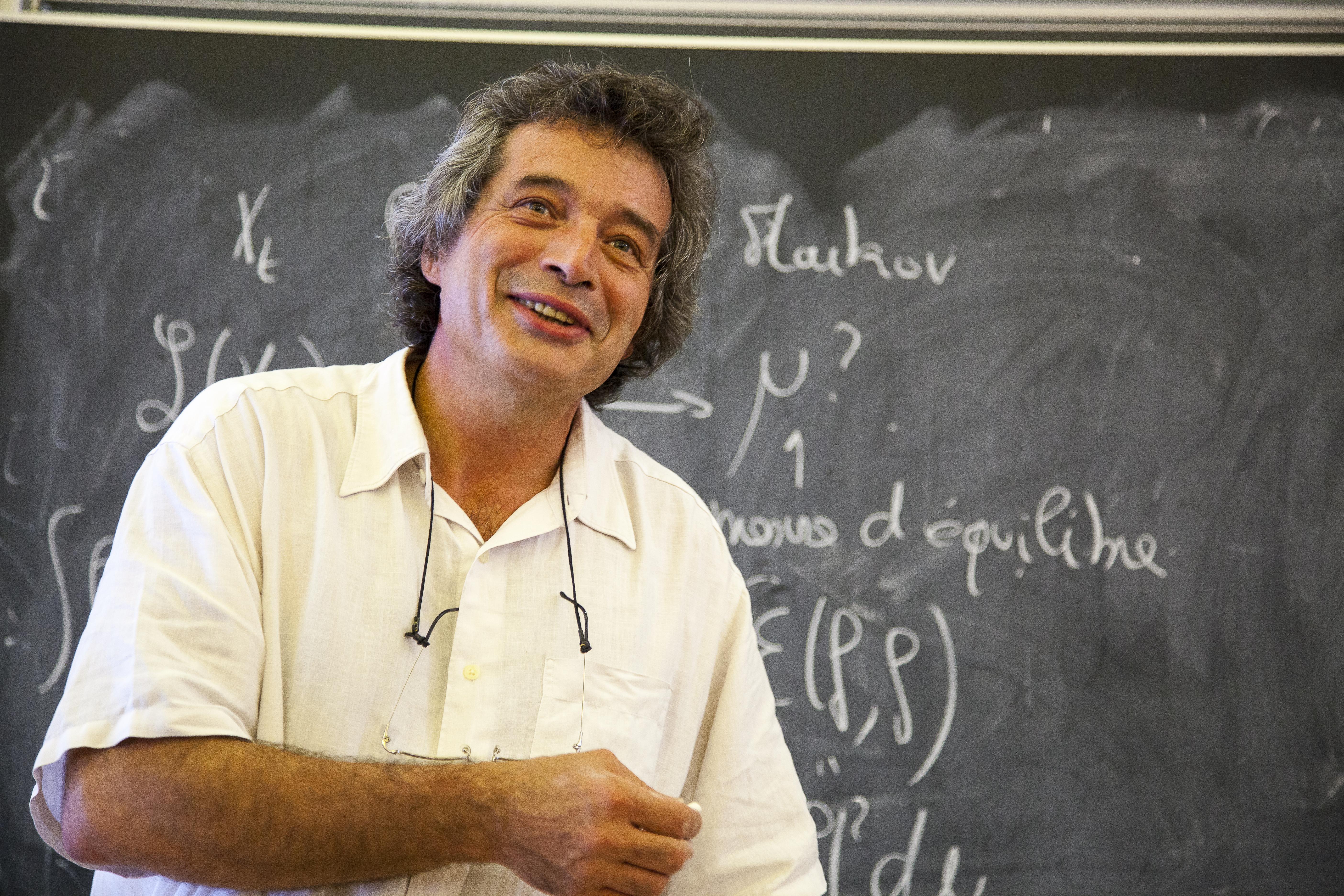 Dominique Bakry (2009).