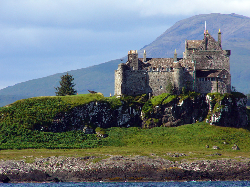 Image result for duart castle scotland