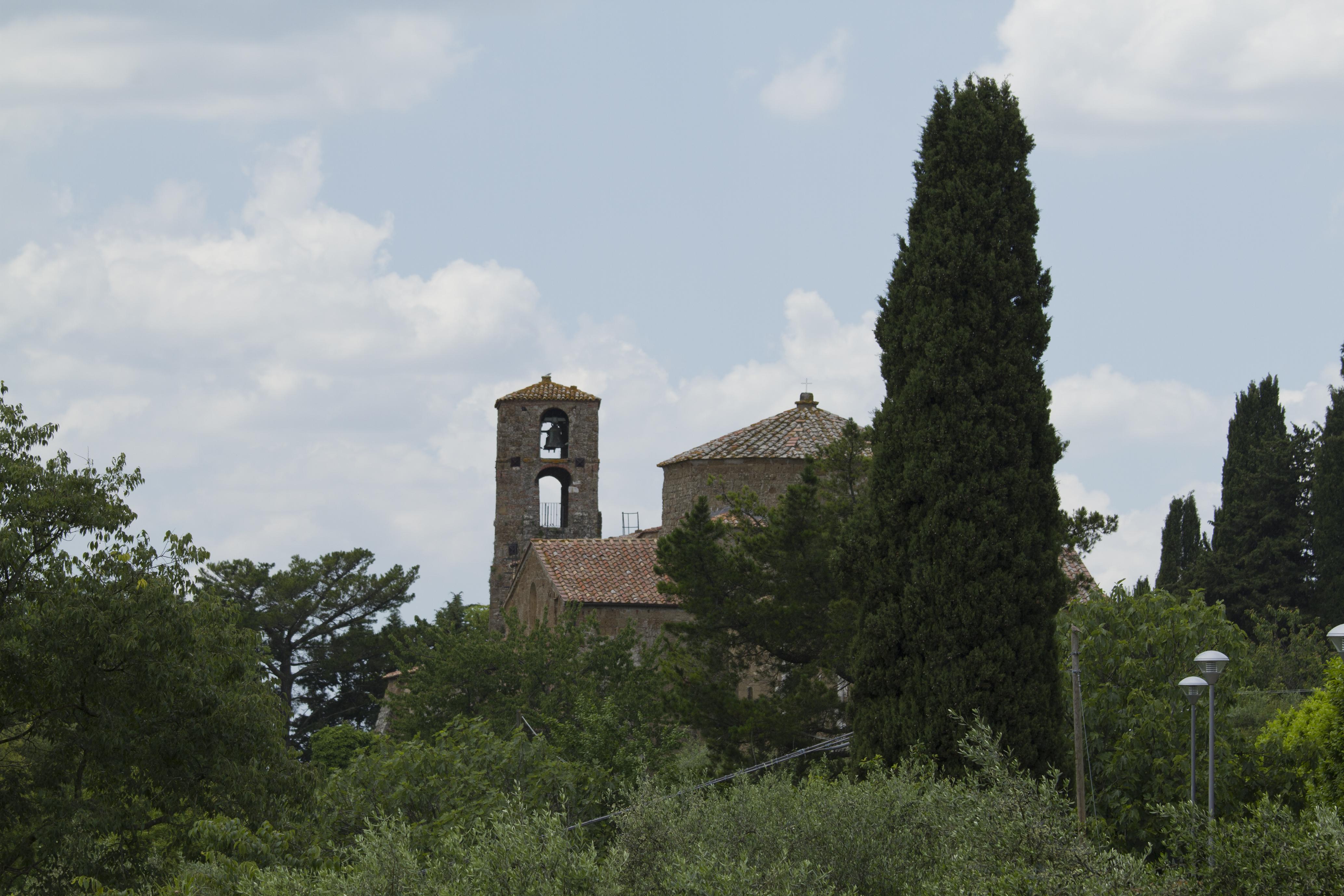 Duomo di Sovana, Sovana, GR, Tuscany, Italy
