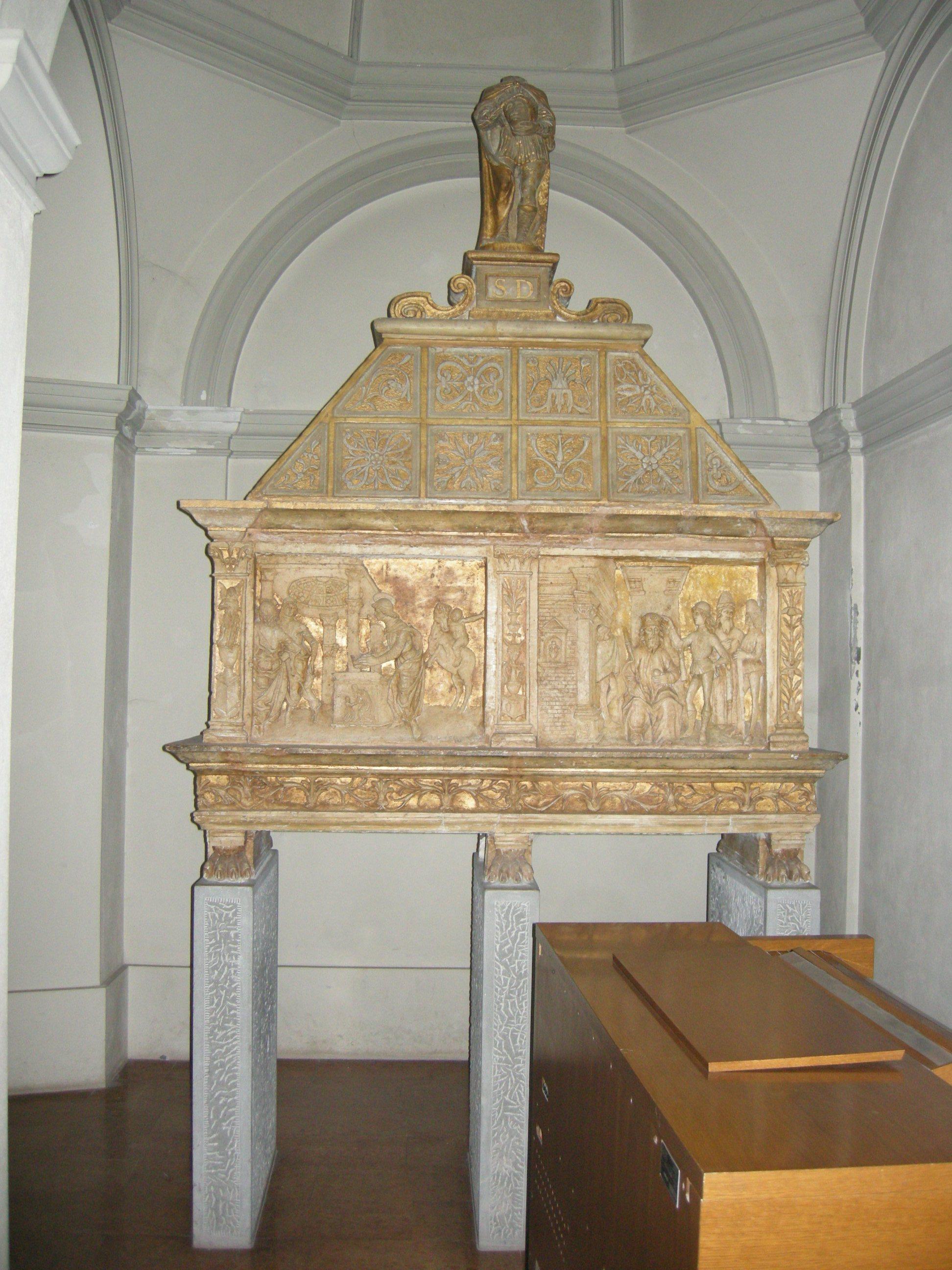 File duomo di fidenza interno cripta arca di san for Interno help