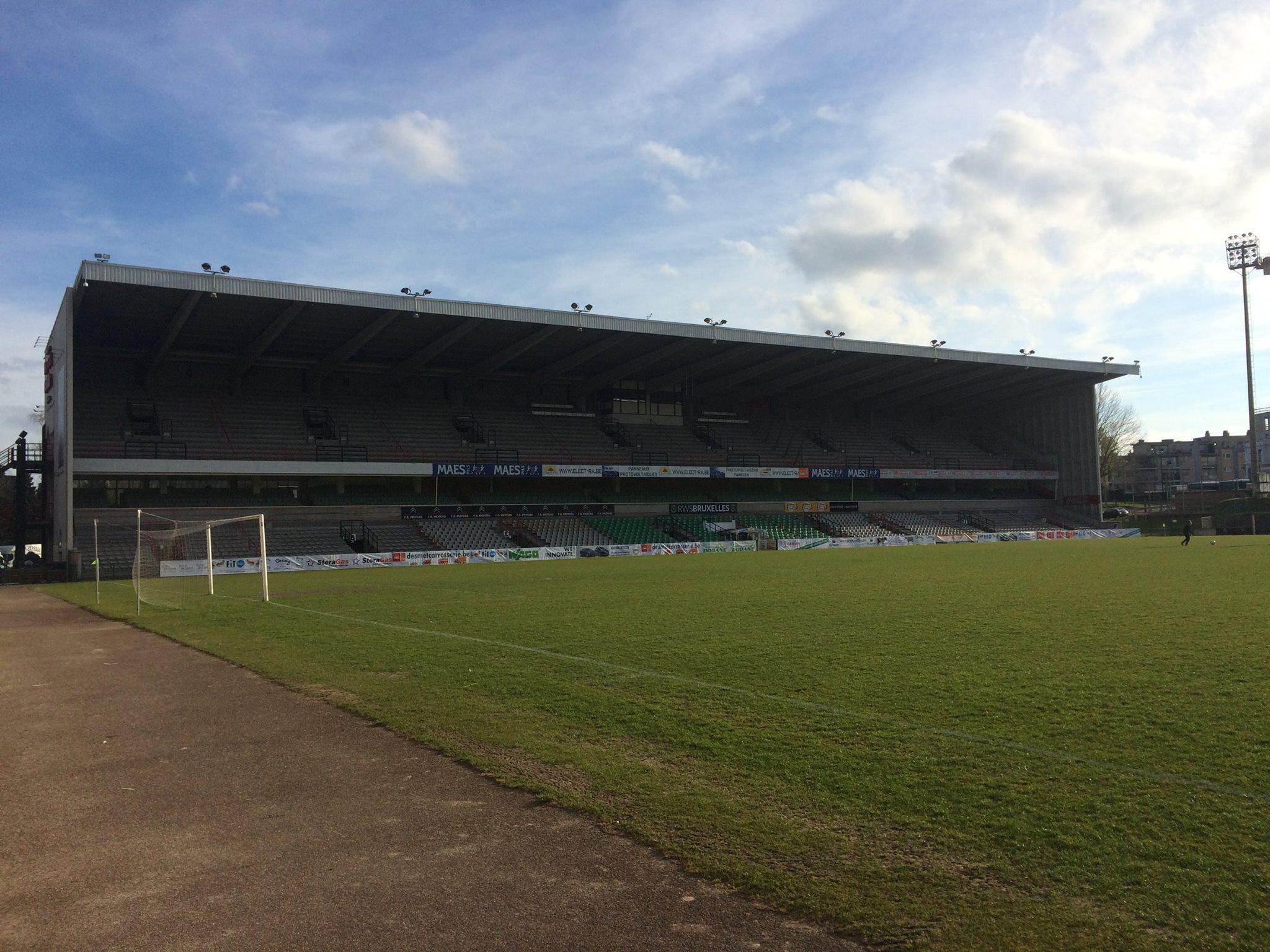 Stade Machtens ou évolue le RWDM - Wikipedia