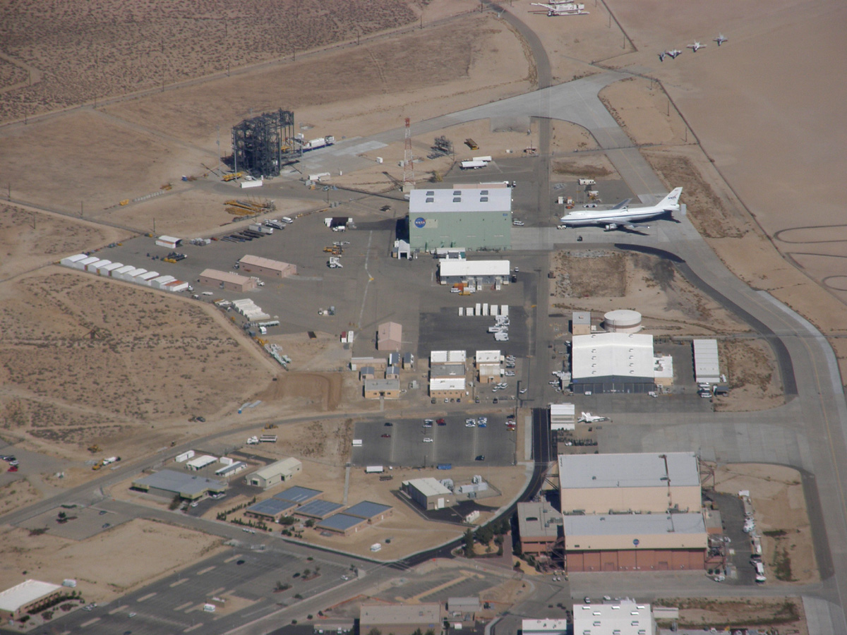 Armstrong Flight Research Center - Wikipedia