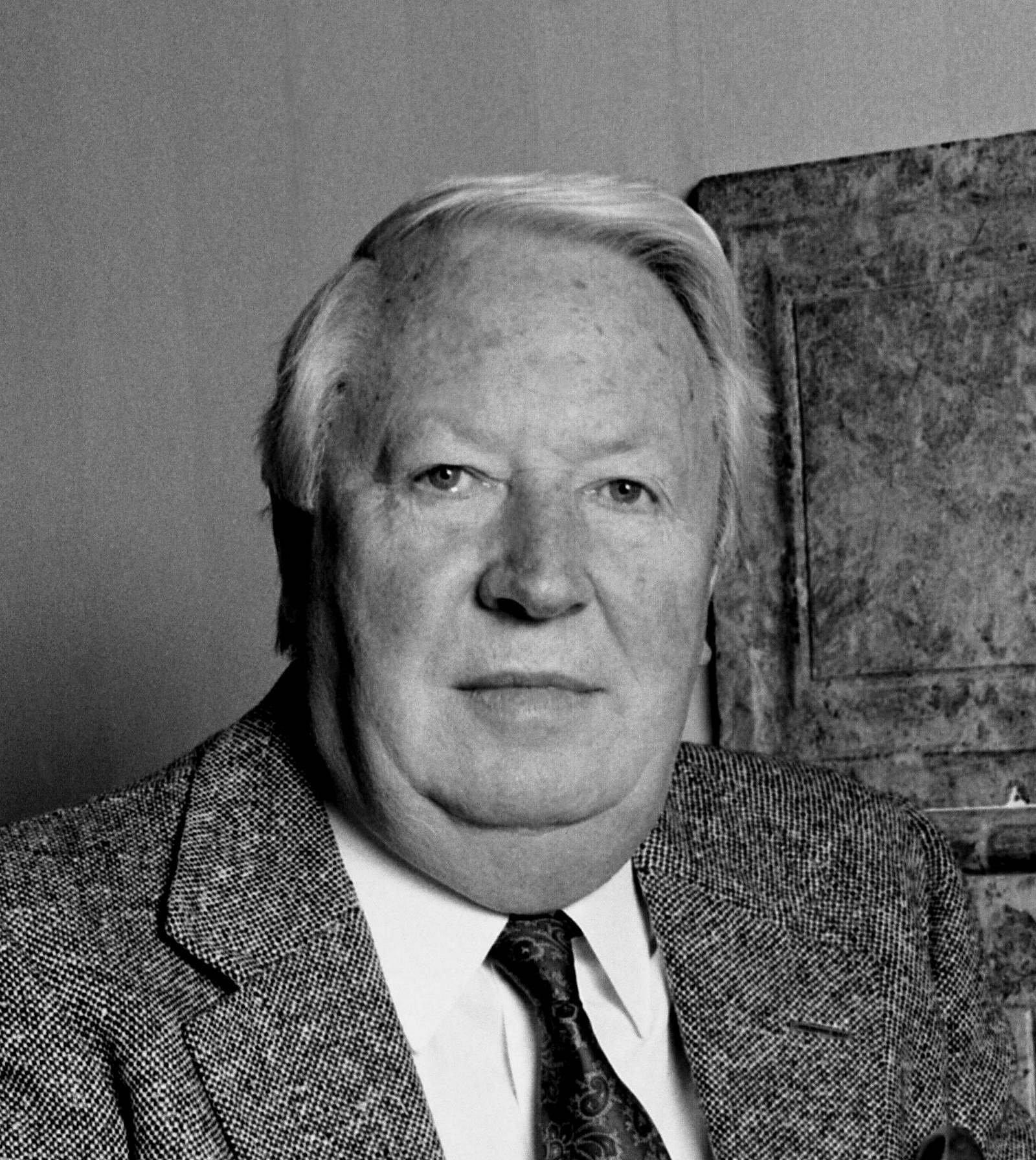Edward Heath - Alchetron, The Free Social Encyclopedia
