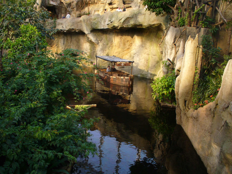 Fluss In Leipzig file eroeffnung gondwanaland boot auf urfluss jpg wikimedia commons