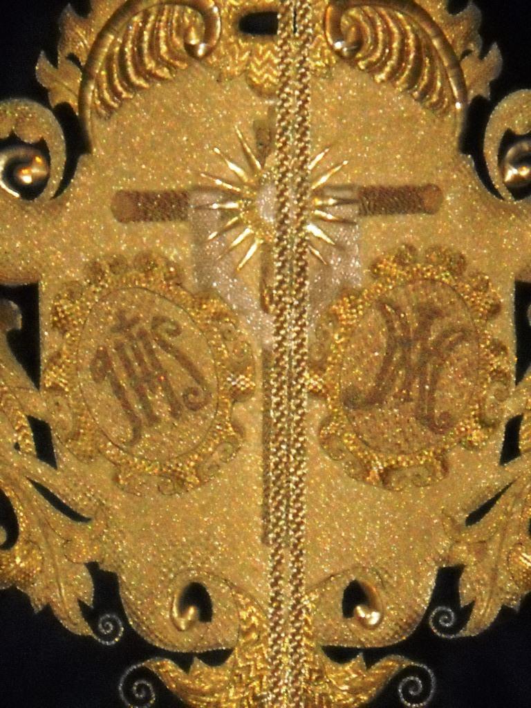 Escudo de la Hermandad de Torreblanca.JPG