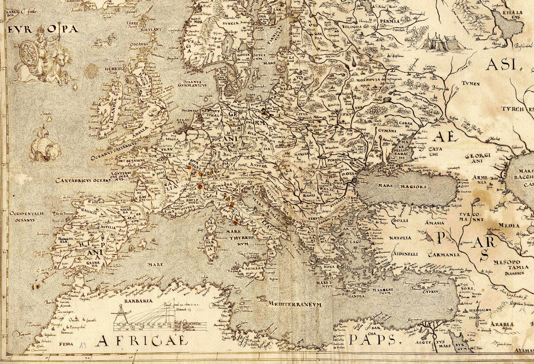 Oldest Map Of Ireland.Hy Brasil The Legendary Phantom Island Of Ireland Ancient Origins