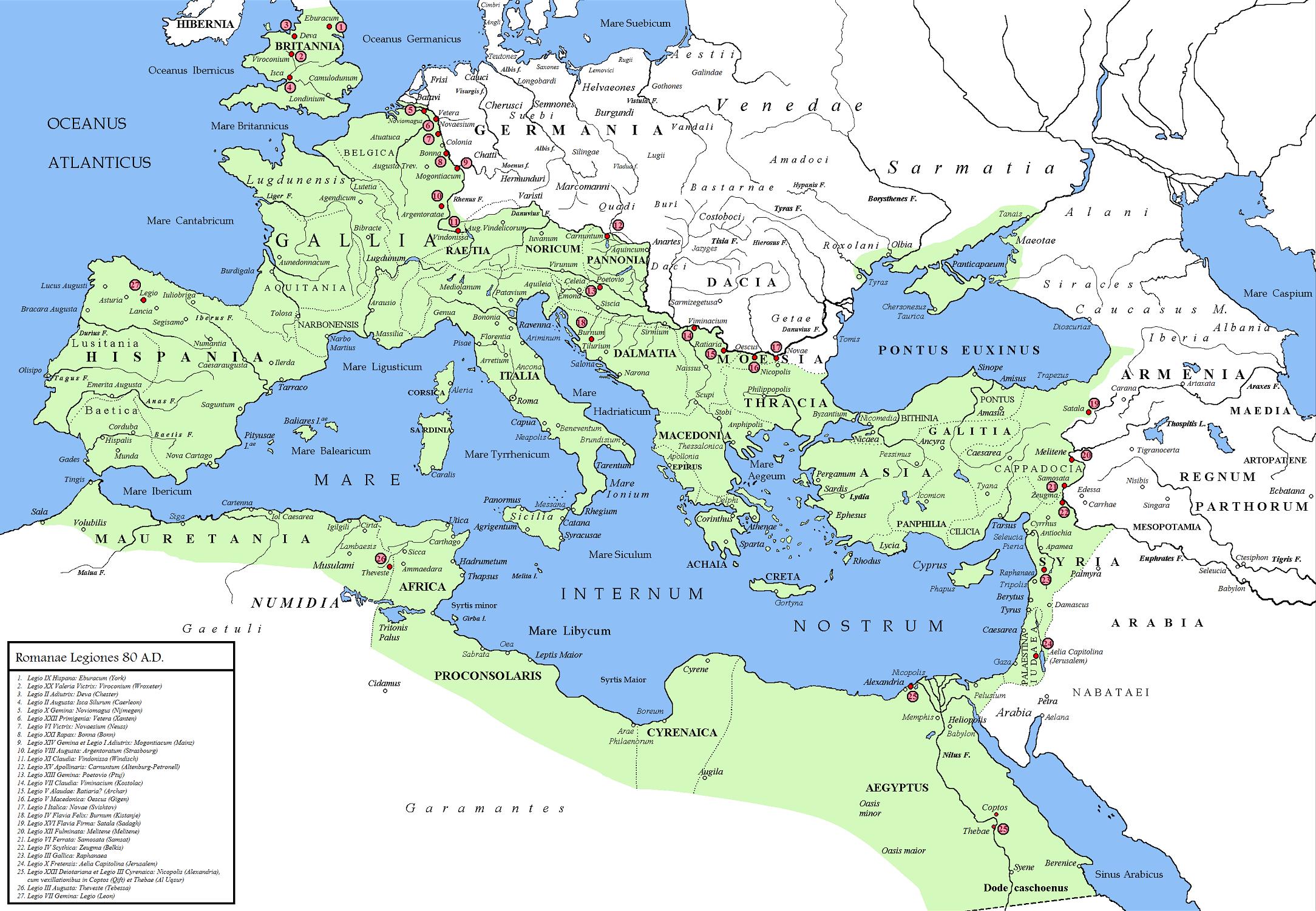 Wonderbaar Limes (Romeinse Rijk) - Wikipedia TA-35