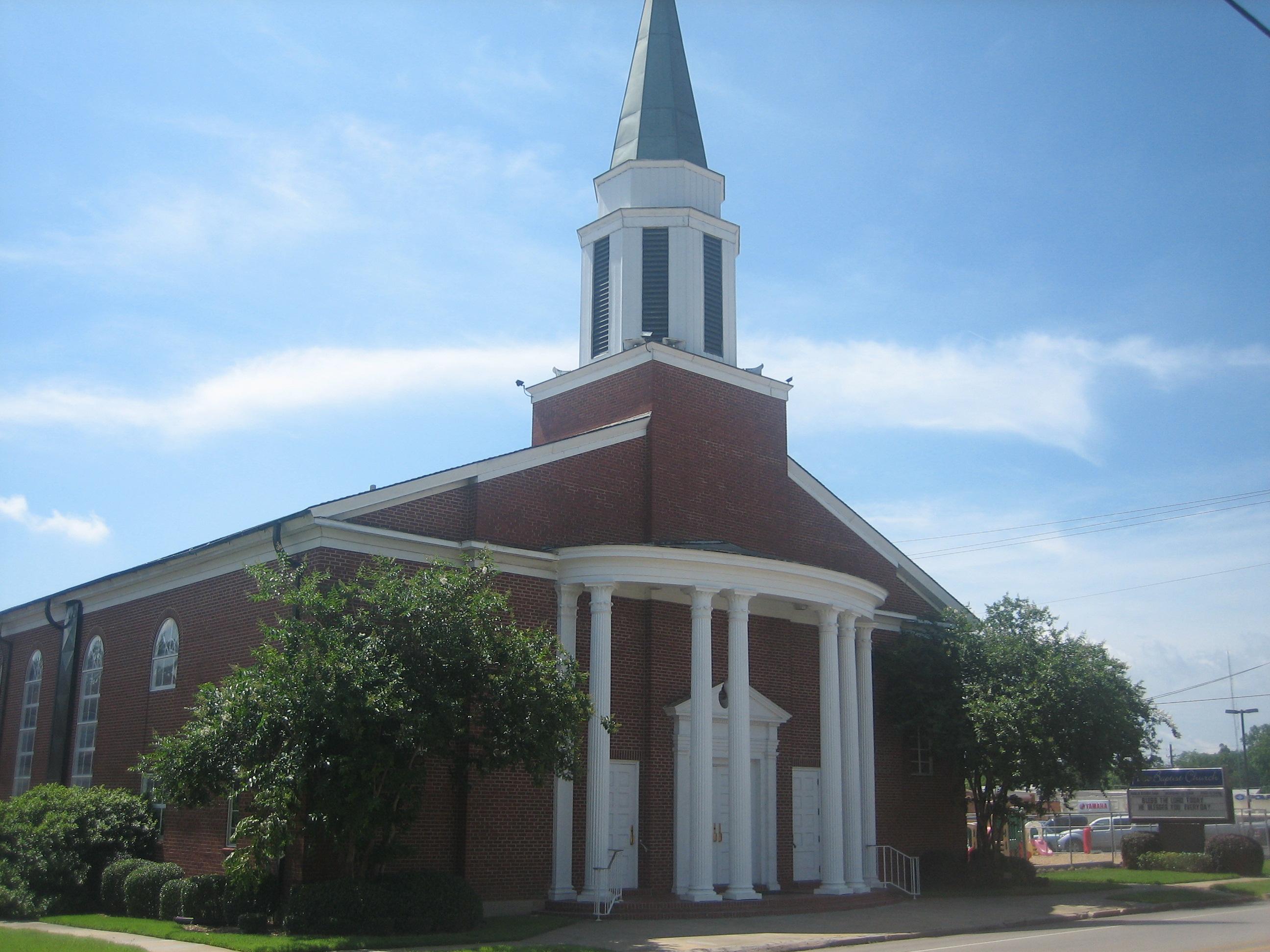 Texas baptist singles