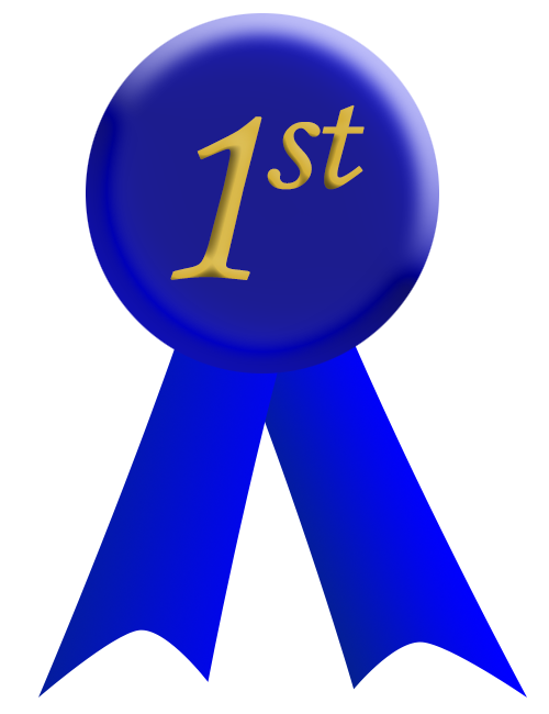 First Place Png File f...