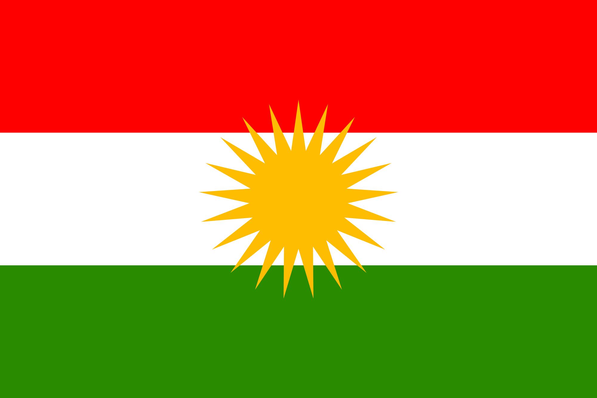 Skildring Flag of Kurdistan.png