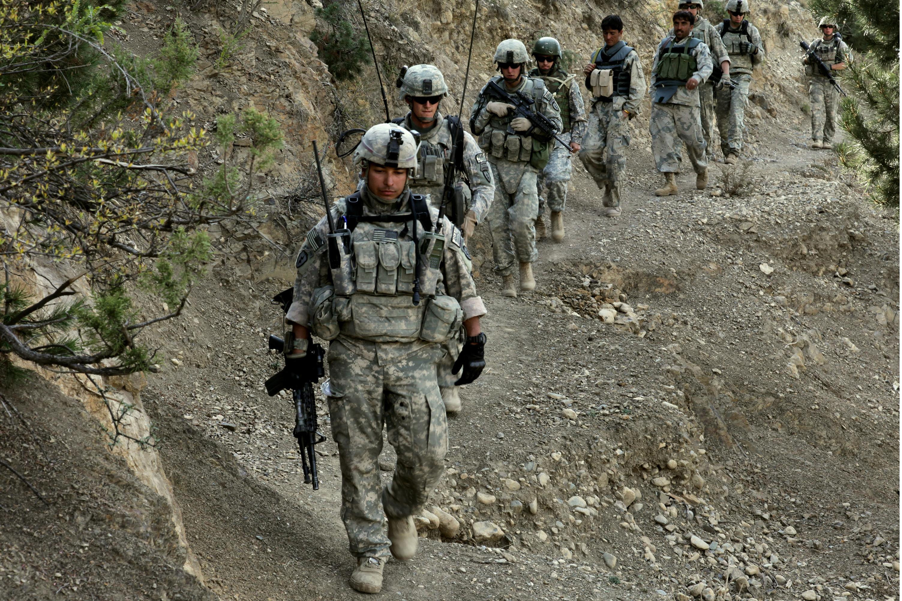 US defers Afghan troops withdrawal