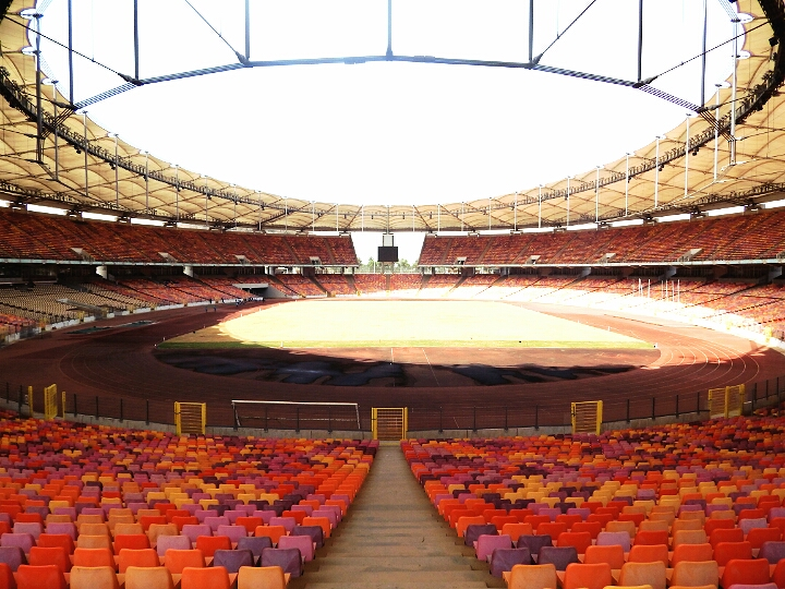 Sport Minister Relocates To Abuja Stadium