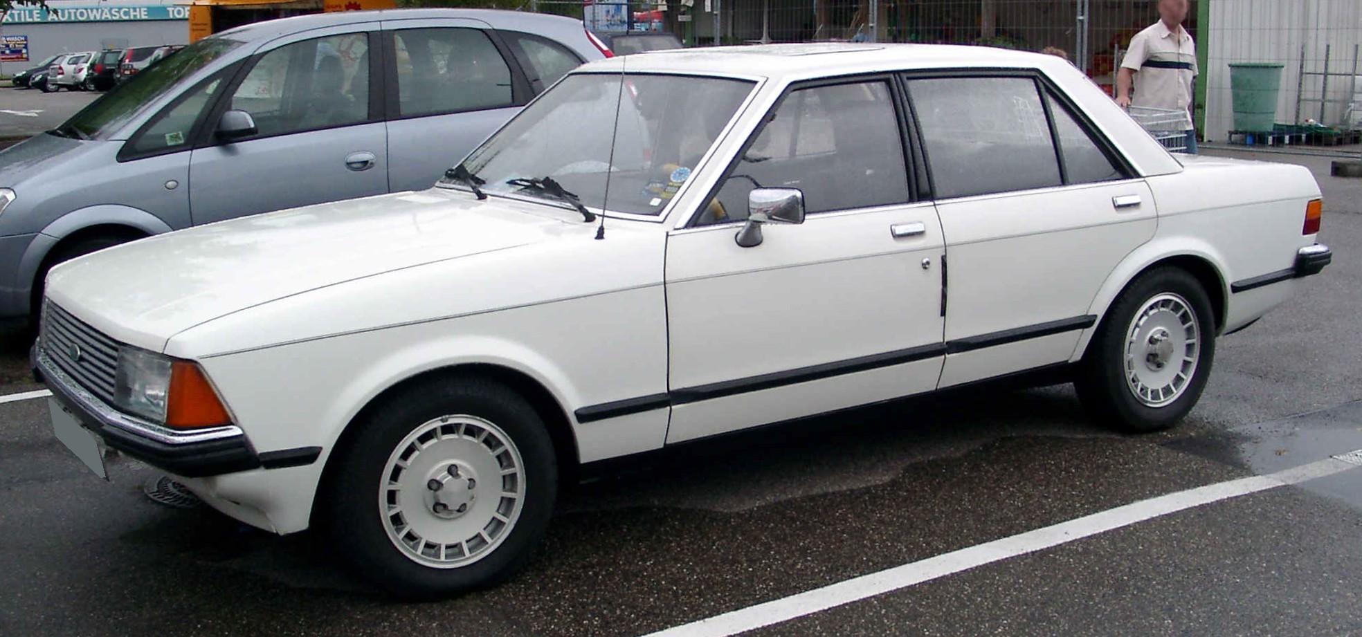 Image result for Ford Granada