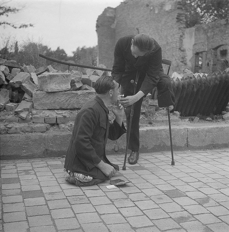 Situation Nach Dem 2 Weltkrieg In Deutschland