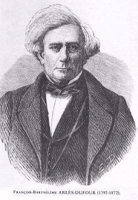 François Barthélémey Arlès-Dufour