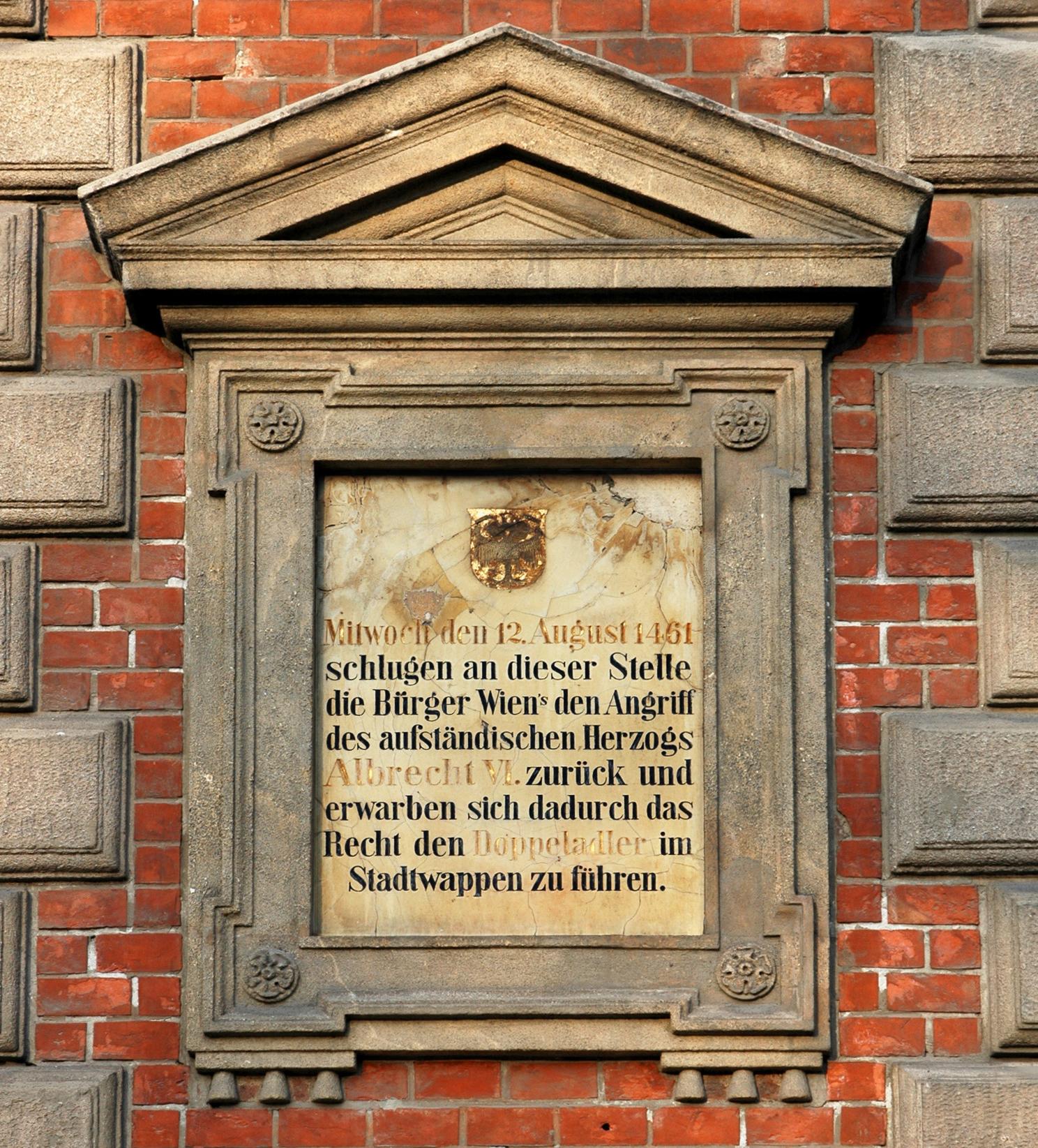 Gedenktafel 12.8.1461 Wiesingerstrasse.jpg