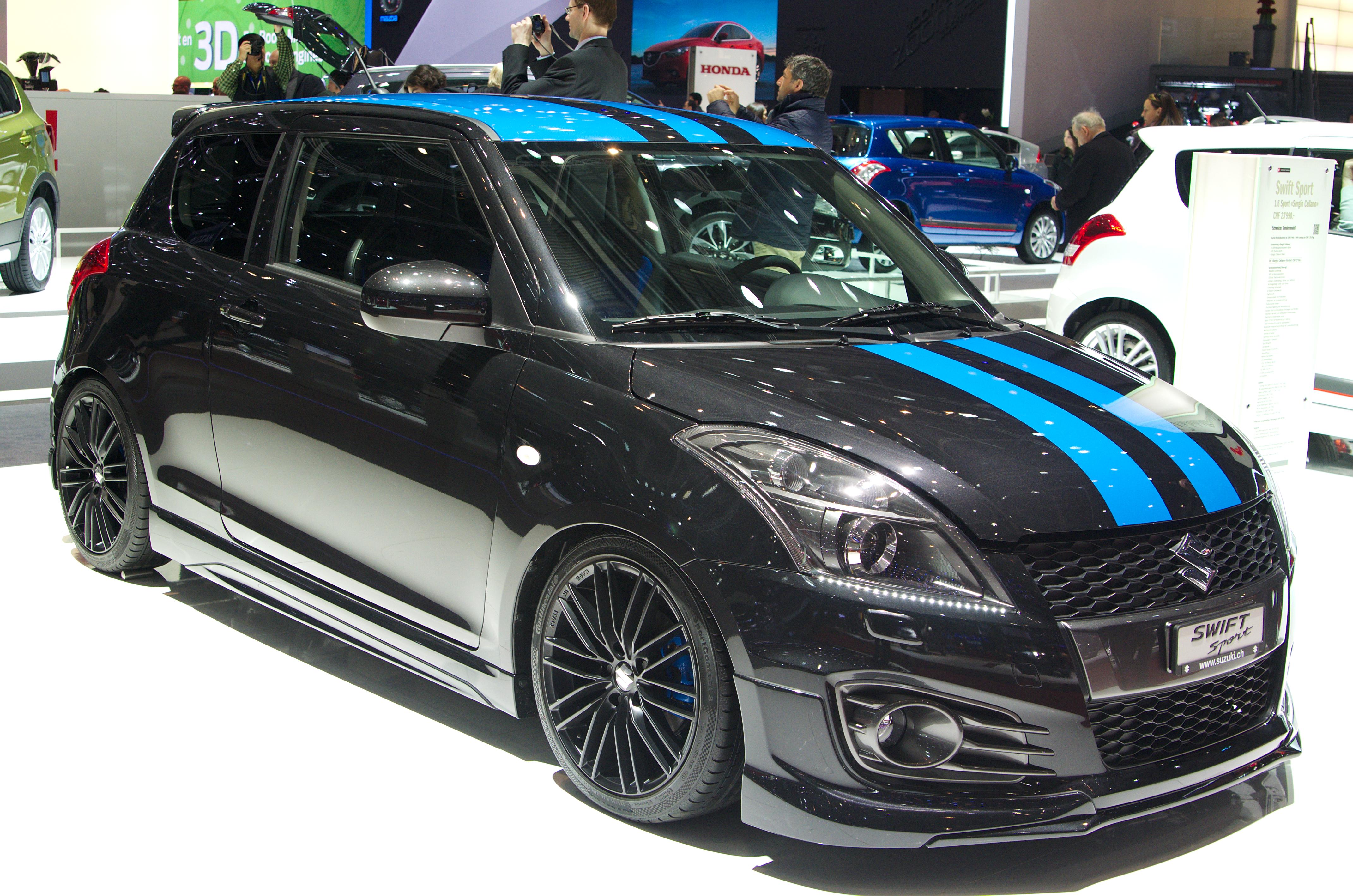 Suzuki Sport Wheels