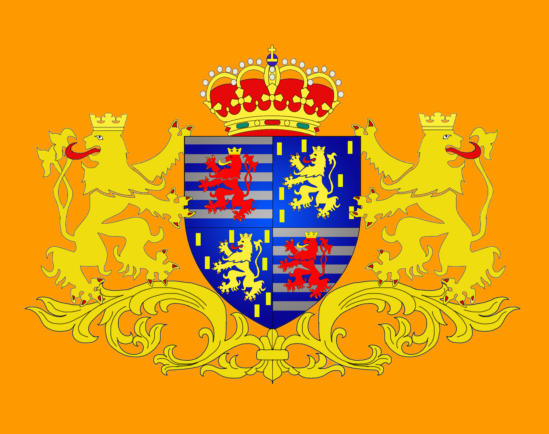 Standard of the Grand Duke of Luxembourg