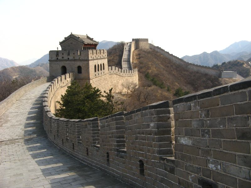 PHOTOS See the Real Side of Chinas Great Wall  Timecom