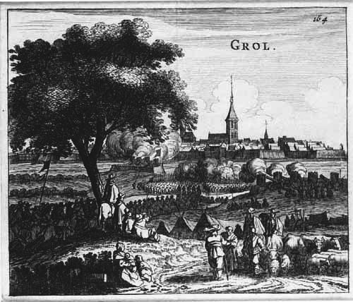 Groenlo 1627 belegering