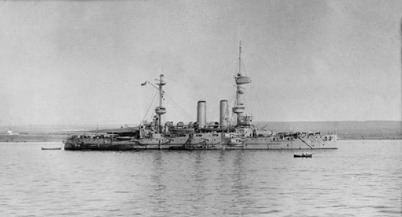 HMS Venerable (1899) - Wikipedia