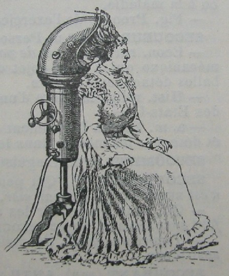 Hair dryer1900