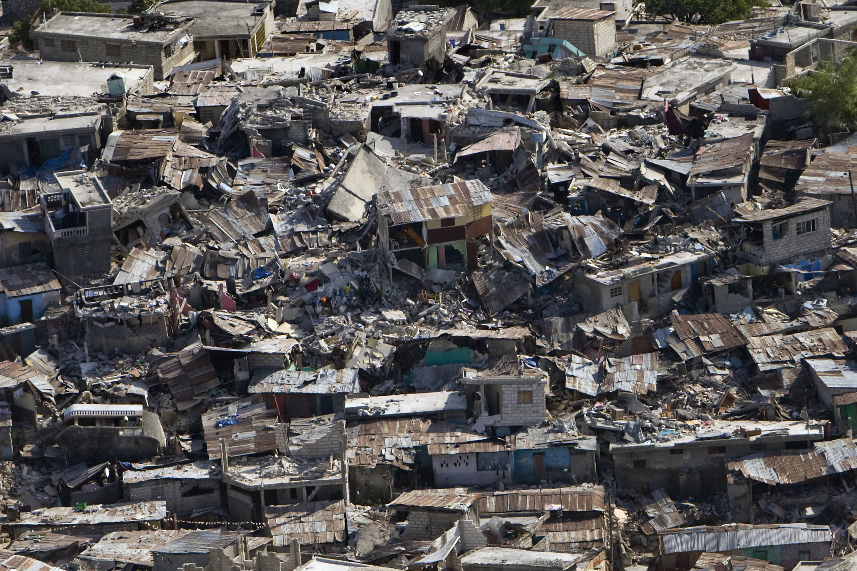 List Of Natural Disasters In Haiti