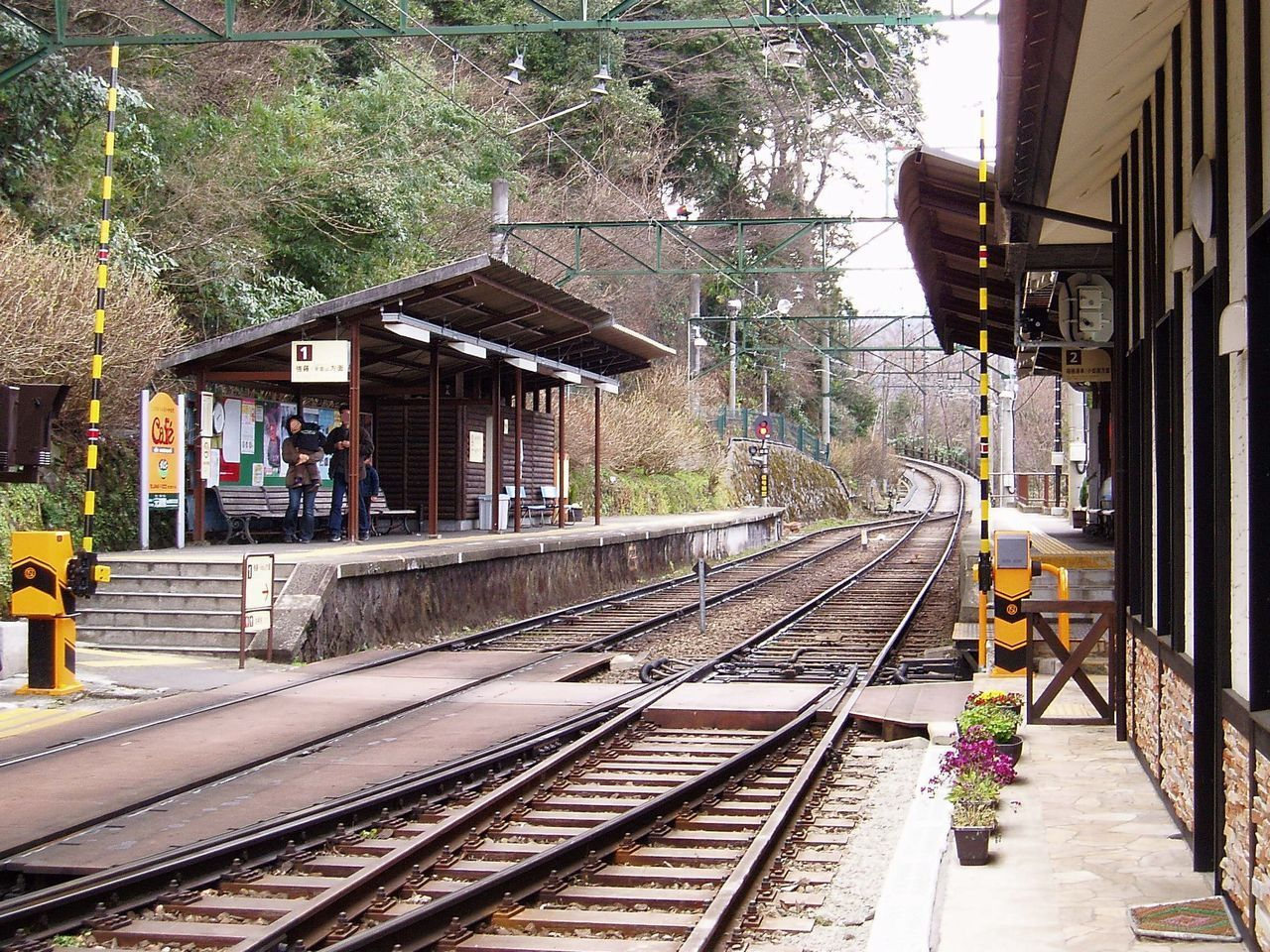 Gare de Miyanoshita