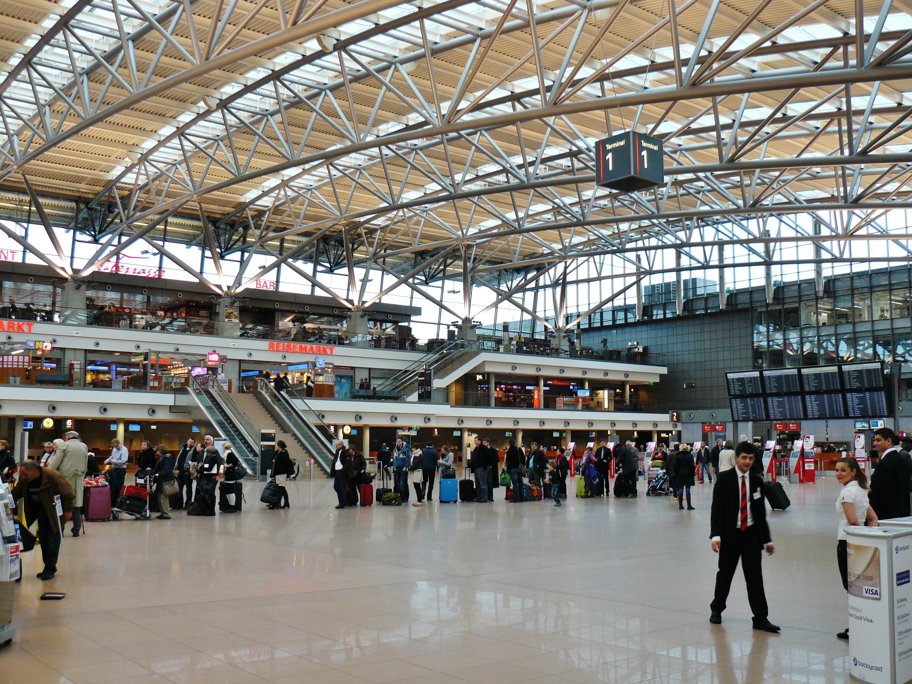 Fuhlsbuettel Airport