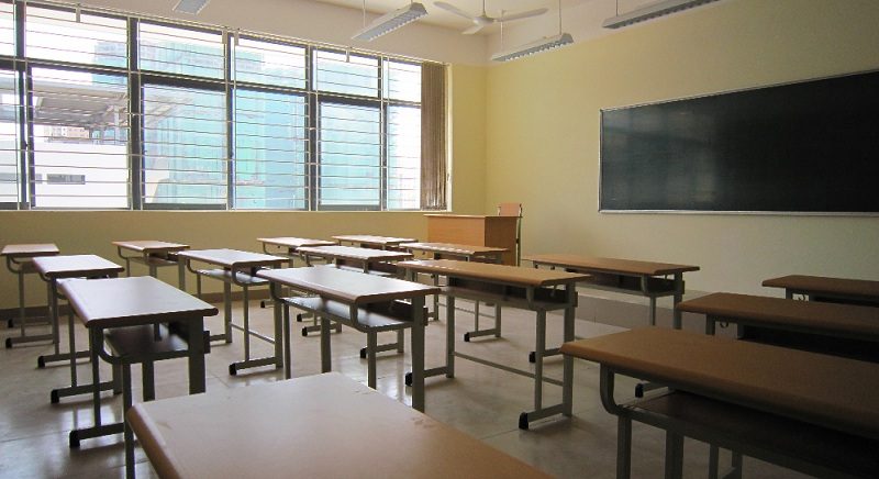 File:Hanoi - Amsterdam High School, new classroom 2010.jpg