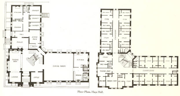 Dorms Floor Plan No Kitchen