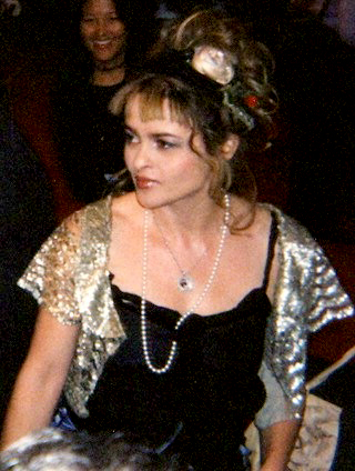 Bonham Carter at the 2005 Toronto International Film Festival, promoting Wallace & Gromit: The Curse of the Were-Rabbit Helena Bonham Carter 2005.jpg