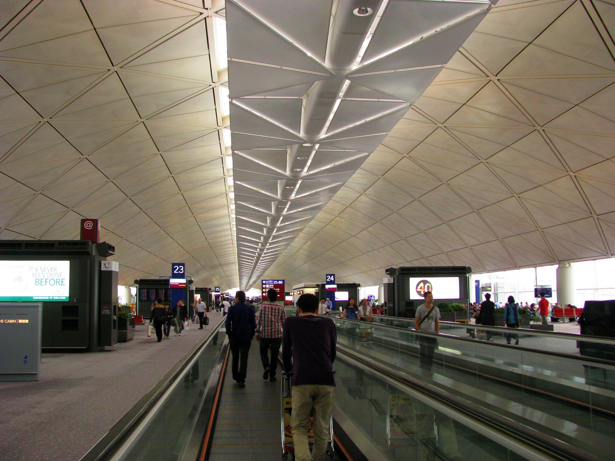 hong kong international airport is the There are many ways to get into the city from hong kong international airport (locally referred to as hkia) the airport express (ae) service is a regularly recommended approach for visitors.