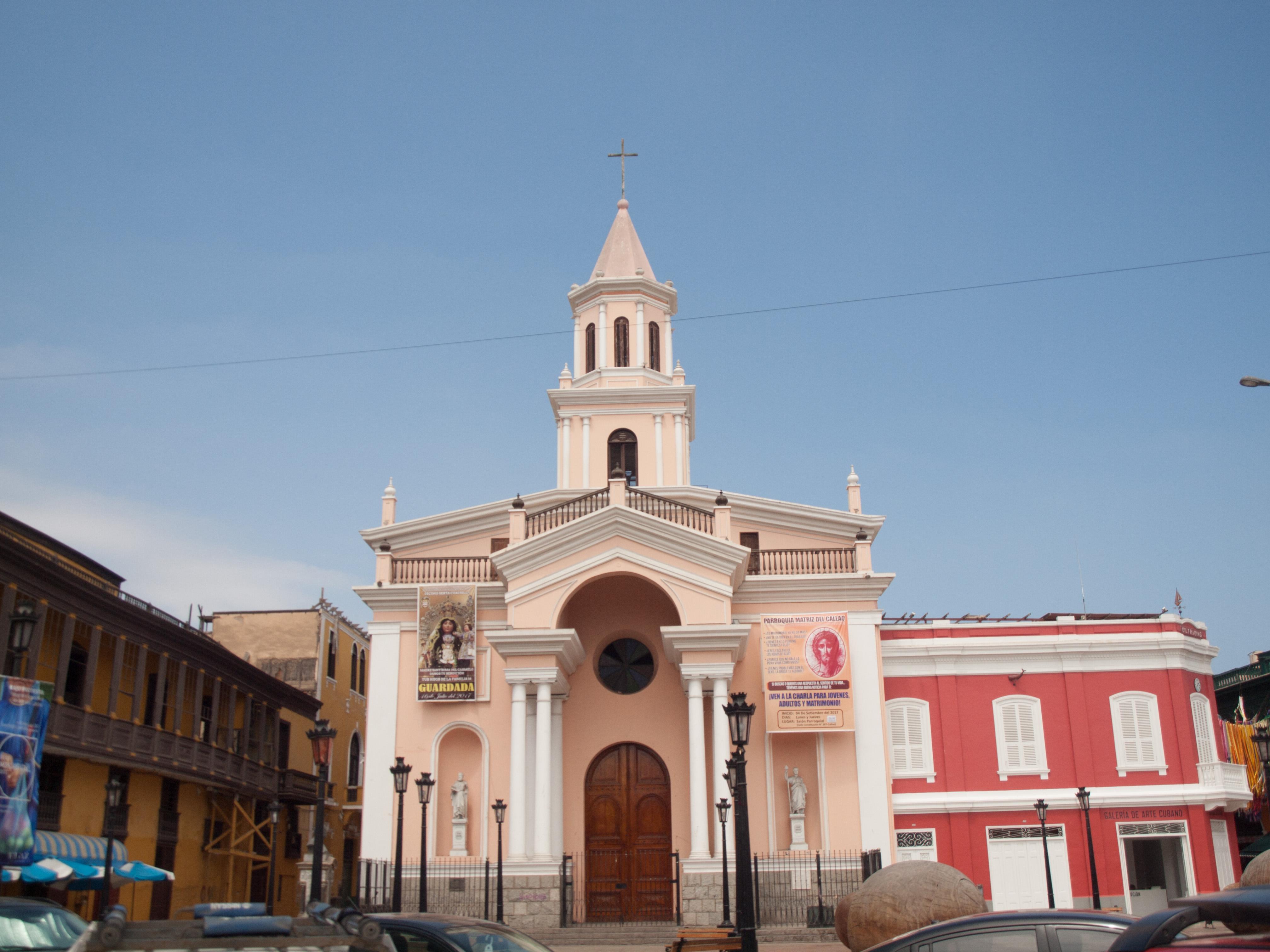 Catedral de El Callao