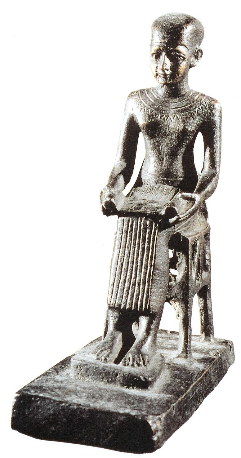 Out of india from theory to truth page 174 bharat for Imhotep architecte