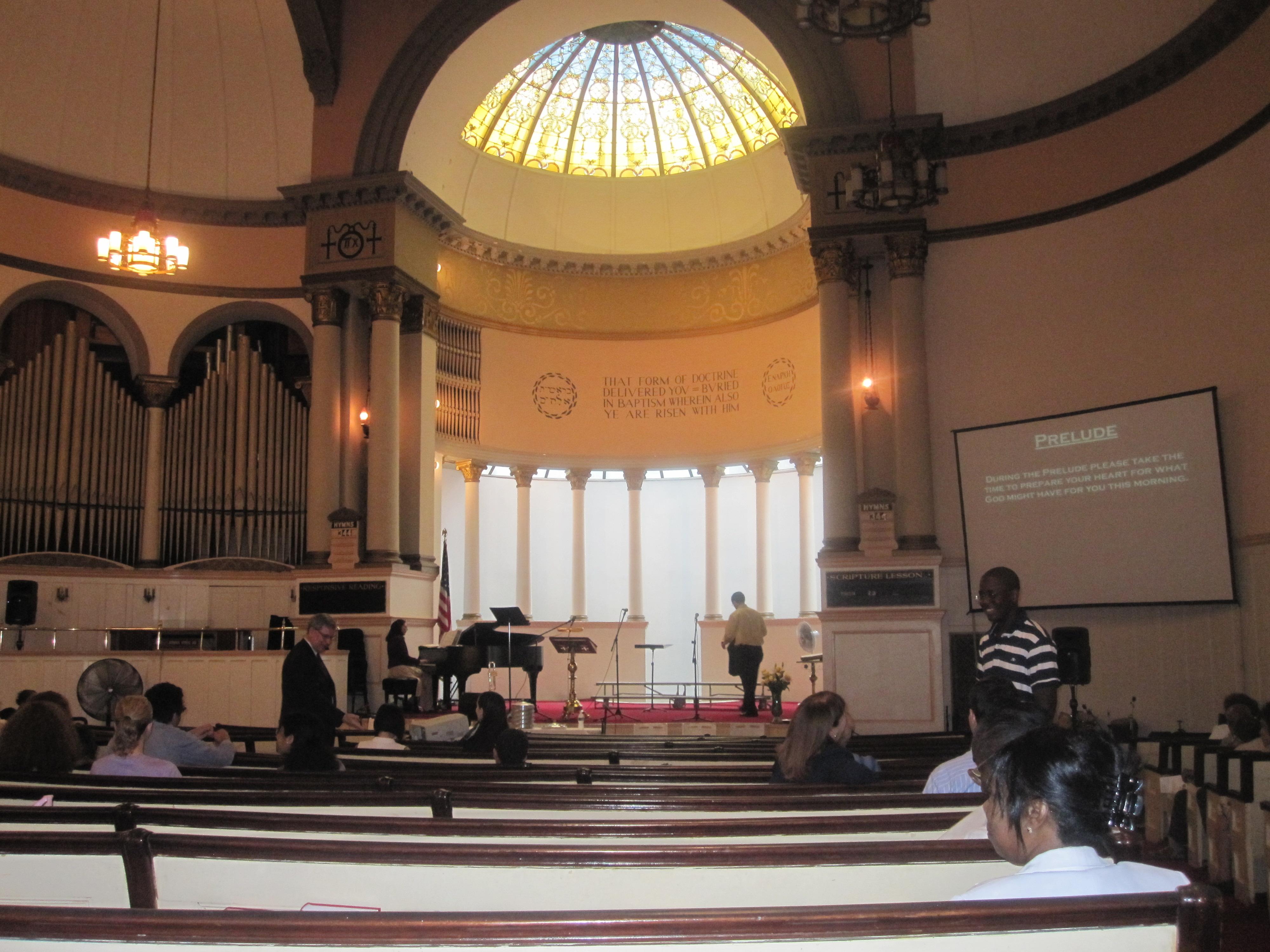 Mennonite New York City