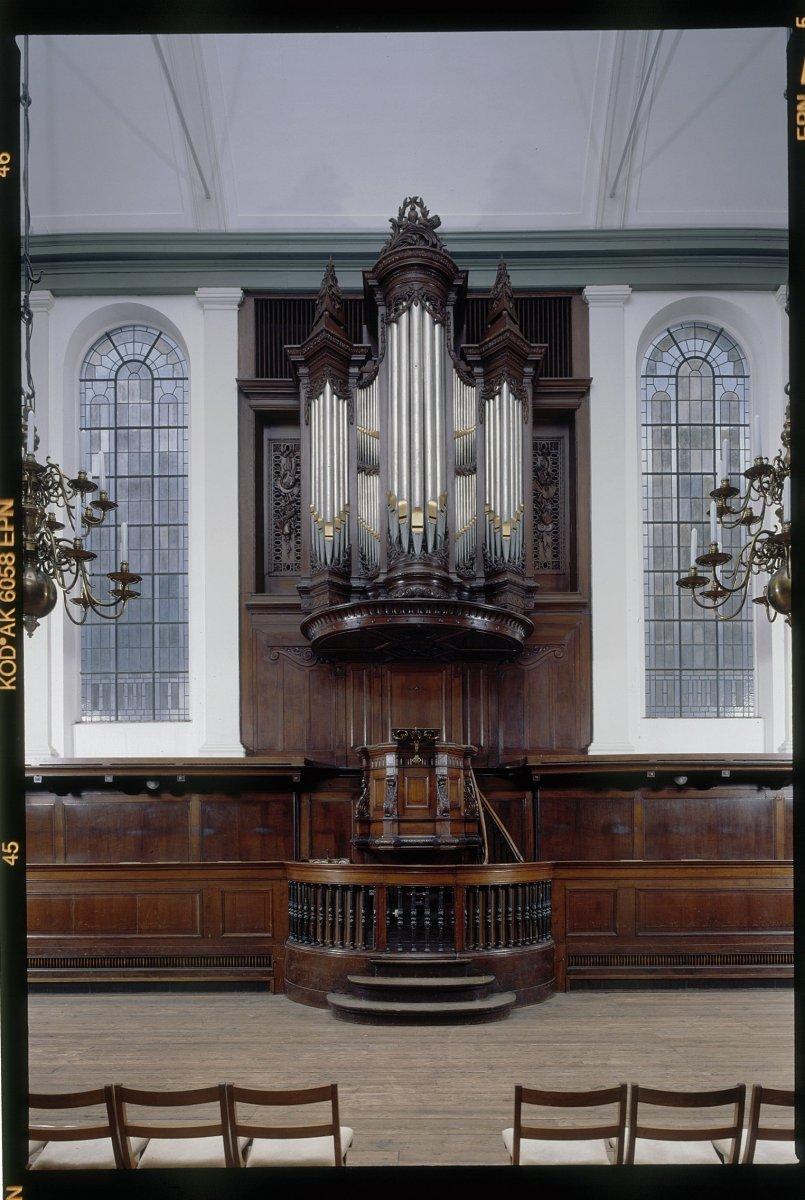 File interieur aanzicht orgel orgelnummer 60 amsterdam for Interieur amsterdam