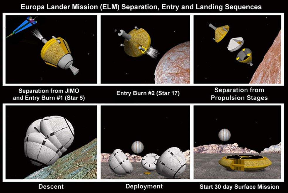 europa lander