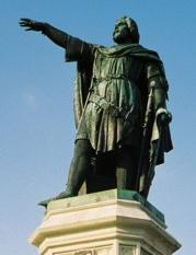Statue of Jacob van Artevelde on the Vrijdagmarkt in Ghent JacobVAGent.JPG